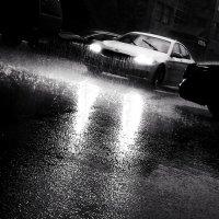 Дождь :: Сергей Малашкин