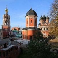 Высоко-Петровский монастырь :: ninell nikitina