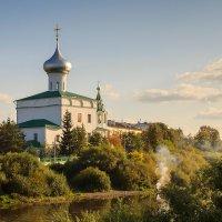 Вечер в сентябре :: Наталья Кузнецова