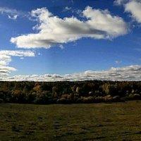 Фото панорама :: Сергей Ключарёв