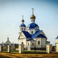 Церковь Покрова Пресвятой Богородицы. :: Nonna