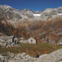 Осень в Альпах. :: Георгий Рябов