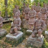 Азиатский уголок Краснодарского Сафари-парка :: Андрей Майоров