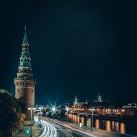 Москва. Ночь :: Cristof Hill