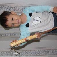 Помошник пастуха. :: Ruslan