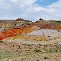 разноцветные горы :: nataly-teplyakov