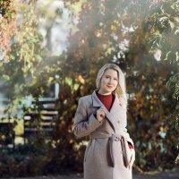 Осень, осень - ну давай у листье спросим :: марина алексеева
