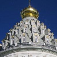 Новый Иерусалим. Купол Воскресенского собора :: Дмитрий Никитин