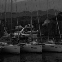 Когда засыпают яхты  Сорренто :: олег свирский