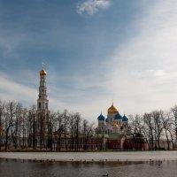 Николо-Угрешский монастырь :: Alexander Petrukhin