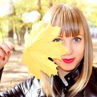 золотистая осень :: МАРИНА шишкина