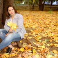 осень :: МАРИНА шишкина