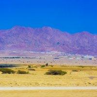 Горы в районе Содома и Гоморры (Мёртвое море, Кумран) :: Игорь Герман