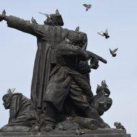 Вязьма. Они спасли РОссию и мир - 33 армия и генерал Ефремов... :: Владимир Павлов