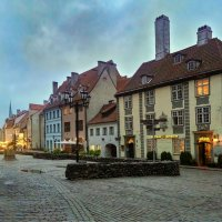 Старый город. Рига. Латвия. :: Олег Кузовлев
