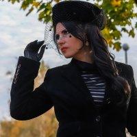 Девушка, вуаль. :: Анжелика Маркиза