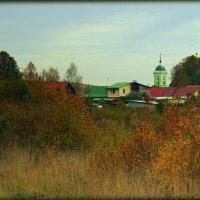 Село Рязанцы . :: Любовь