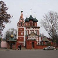 Церковь Михаила Архангела. :: ИРЭН@ .