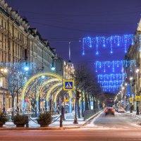 Новогодний Петербург :: Юлия Батурина