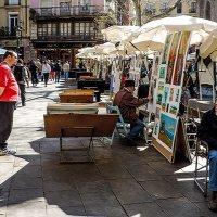 улочки Барселоны :: Иван Помидоров