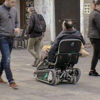 Venezia. In strada a Cannaregio. :: Игорь Олегович Кравченко