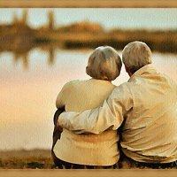 Любви все возрасты покорны... :: Лидия (naum.lidiya)