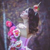 Прекрасная Оксана :: Виктория Зайцева