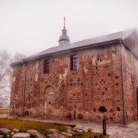 Каложская церковь в Гродно. Самая древняя церковь в Беларуси, 12 век :: Василий Королёв