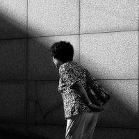 Уходящая в тень... :: Ольга