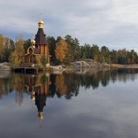 Храм на Вуоксе :: skijumper Иванов