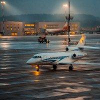 Dassault Falcon 900EX :: Александр Святкин