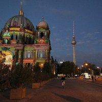 Вечерний Берлин :: irina Schwarzer