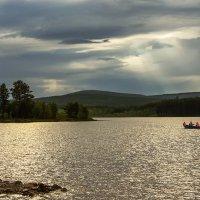 .Золотое озеро :: Сергей l