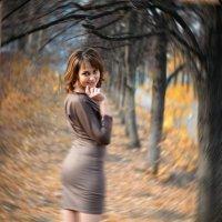А вокруг кружилась осень... :: Александр Беляков