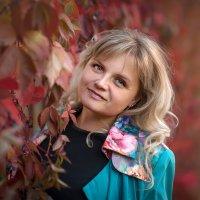 Осеннее :: Yana Sergeenkova