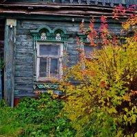 Осень под оконцем . :: Святец Вячеслав