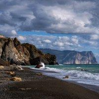 Пляж Яшмовый :: Виктор Фин