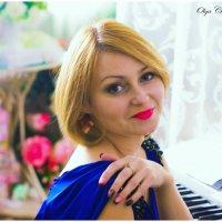 Красивая девушка :: Ольга Черкес