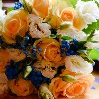 Букет невесты :: Ирина Карябкина