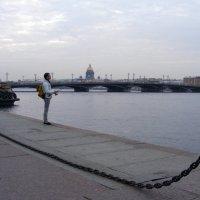 Особенности петербургской рыбалки . :: Татьяна