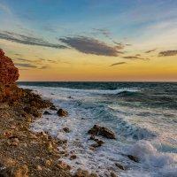 На берегу пустынных волн... :: Александр Пушкарёв