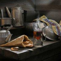 Чай без сахара. :: Сергей Фунтовой