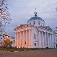 Церковь Ильинско-Тихоновская. :: ИРЭН@ .