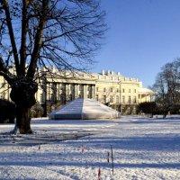В парке, выпал первый снег  13 :: Сергей