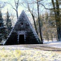 В парке, выпал первый снег 14 :: Сергей