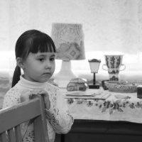 на выставке старых вещей :: Ольга Русакова