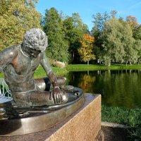 Осень в Екатерининском парке :: Alika Demi