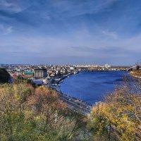 Вид на Днепр :: Ольга