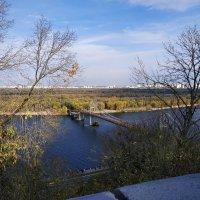 Вид на Трухановский мост :: Ольга