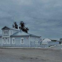 Пасмурный осенний день  в Коломне :: Olcen Len